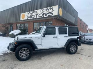Used 2015 Jeep Wrangler RUBICON for sale in North York, ON
