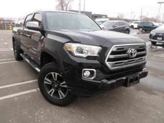 Used 2016 Toyota Tacoma LIMITED for sale in Toronto, ON