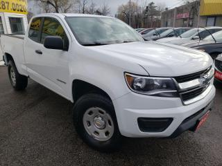 Used 2016 Chevrolet Colorado EXTENDED CAP/LEATHER/REAR CAMERA/P.SEAT for sale in Scarborough, ON