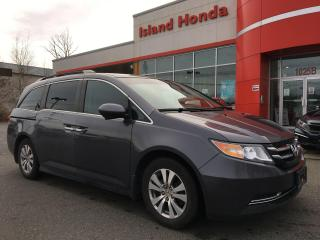 Used 2014 Honda Odyssey EX for sale in Courtenay, BC