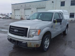 Used 2012 Ford F-150 SUPER CAB for sale in Innisfil, ON