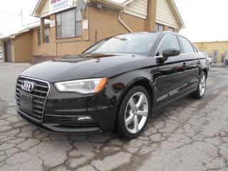Used 2015 Audi A3 1.8T Komfort Auto Leather Sunroof ONLY 69,000Km for sale in Rexdale, ON