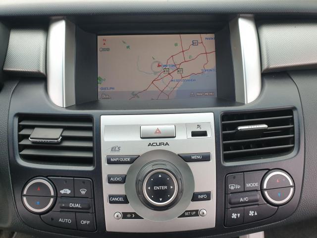 2008 Acura RDX Tech Pkg Photo12