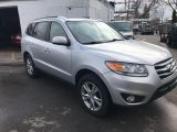 Photo of Silver 2012 Hyundai Santa Fe