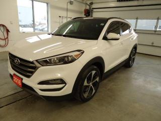 Used 2016 Hyundai Tucson Limited for sale in Owen Sound, ON