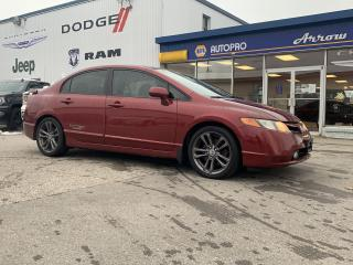 Used 2008 Honda Civic SI for sale in Aylmer, ON