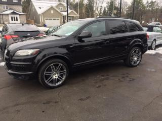 Used 2014 Audi Q7 3.0T Sport for sale in Ancaster, ON