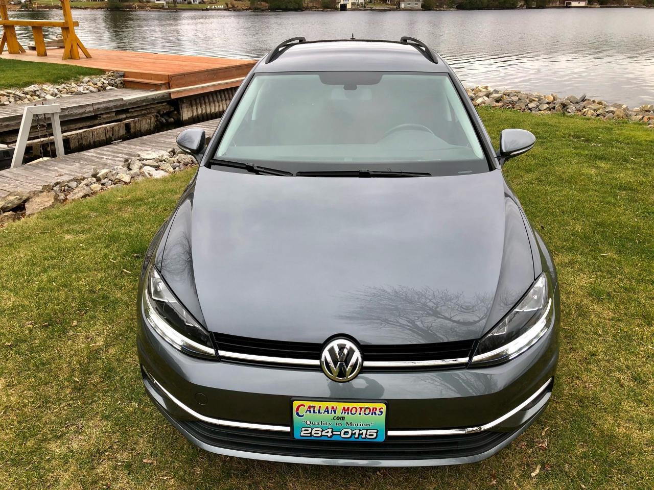 2019 Volkswagen Golf SportWagen