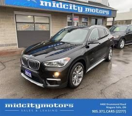 Used 2016 BMW X1 xDrive28i | LOW KMs | Heated Seats | NO Accidents for sale in Niagara Falls, ON