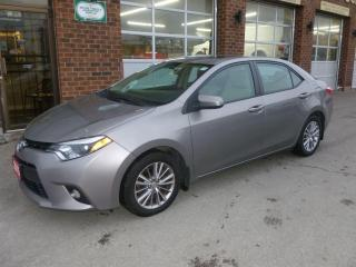 Used 2015 Toyota Corolla LE for sale in Weston, ON