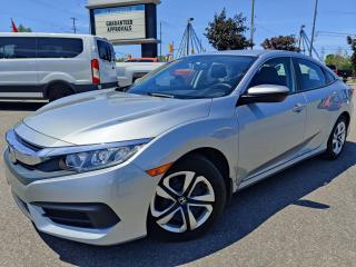 Used 2017 Honda Civic LX for sale in Ottawa, ON