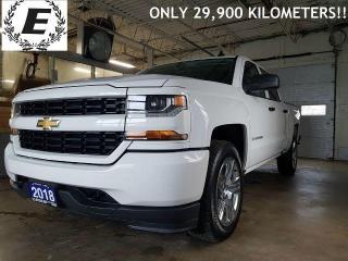 Used 2018 Chevrolet Silverado 1500 Custom/ LOW LOW KILOMETERS!! for sale in Barrie, ON