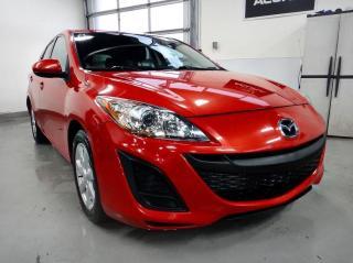 Used 2011 Mazda MAZDA3 GX MODEL,NO ACCIDENT SERVICE RECORDS,HB for sale in North York, ON