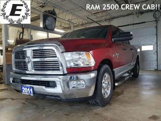 Used 2011 RAM 2500 SLT CREW CAB/6.5' BOX!! for sale in Barrie, ON