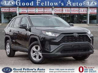 Used 2019 Toyota RAV4 LE 2.5L 4CYL, AWD, REARVIEW CAMERA, BLUETOOTH, LDW for sale in Toronto, ON