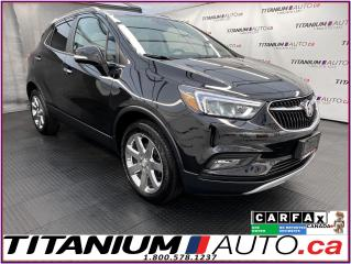 Used 2017 Buick Encore Essence+AWD+GPS+Blind Spot+Leather+Sunroof+Camera for sale in London, ON