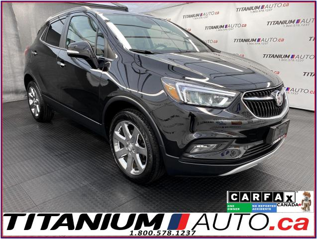 2017 Buick Encore Essence+AWD+GPS+Blind Spot+Leather+Sunroof+Camera