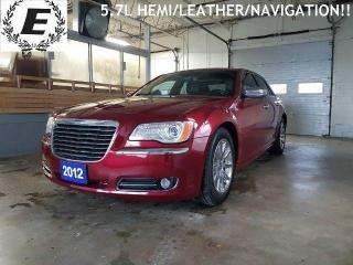Used 2012 Chrysler 300 300C/5.7L HEMI/LEATHER/SUNROOF!! for sale in Barrie, ON