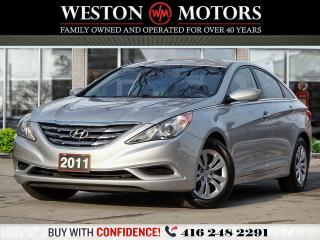 Used 2011 Hyundai Sonata GL*2.4L*AUX*USB* for sale in Toronto, ON