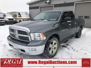 Used 2012 RAM 1500 SLT Quad Cab SWB 4WD 5.7L for sale in Calgary, AB
