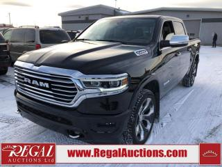 Used 2020 RAM 1500 Laramie Longhorn Crew CAB SWB 4WD 3.0L for sale in Calgary, AB