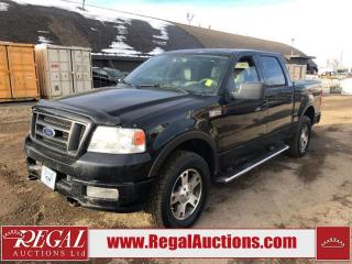 Used 2004 Ford F-150 FX4 OFF ROAD 2D SUPERCREW 4WD for sale in Calgary, AB