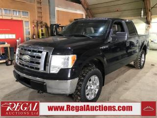 Used 2009 Ford F-150 4D SUPERCREW 4WD for sale in Calgary, AB
