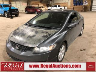 Used 2010 Honda Civic LX 2D Coupe for sale in Calgary, AB