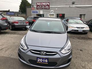 Used 2016 Hyundai Accent GL for sale in Scarborough, ON