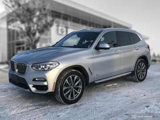 Used 2018 BMW X3 xDrive30i ENHANCED! EXECUTIVE INTERIOR! for sale in Winnipeg, MB