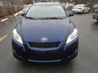 Used 2009 Toyota Matrix XR '' AS IS '' for sale in Ottawa, ON