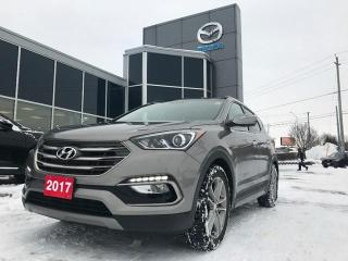 Used 2017 Hyundai Santa Fe Sport 2.0T Ultimate for sale in Ottawa, ON