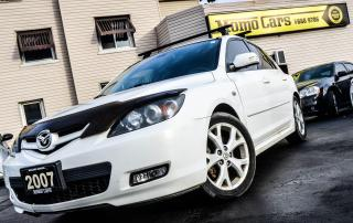Used 2007 Mazda MAZDA3 GT for sale in St. Catharines, ON