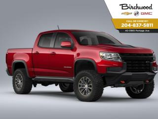 New 2021 Chevrolet Colorado 4WD Z71 Year End Sale for sale in Winnipeg, MB