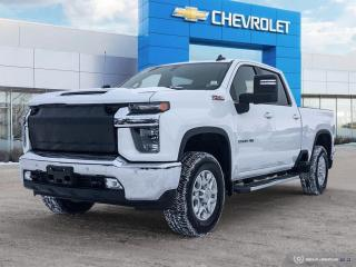 New 2021 Chevrolet Silverado 2500 HD LT The Best Deals to come in 2021 for sale in Winnipeg, MB