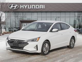 Used 2019 Hyundai Elantra Preferred  Heated Seats | Apple CarPlay | Blind Spot Monitoring for sale in Winnipeg, MB