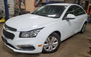 Used 2015 Chevrolet Cruze 1LT for sale in Brampton, ON
