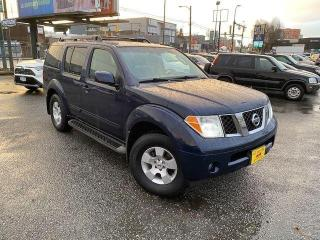 Used 2007 Nissan Pathfinder SE for sale in Vancouver, BC
