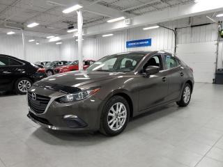 Used 2016 Mazda MAZDA3 GS - CAMERA + SIEGES CHAUFFANTS + JAMAIS ACCIDENTE for sale in Saint-Eustache, QC