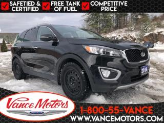 Used 2016 Kia Sorento EX AWD...BLUETOOTH*LEATHER*TOW! for sale in Bancroft, ON