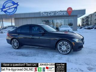 Used 2013 BMW 3 Series 335i xDrive M Pkg! NAVI Bluetooth Push start 6SPD! for sale in Winnipeg, MB