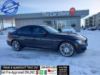 Used 2013 BMW 3 Series 335i xDrive M Pkg! NAVI Bluetooth Push start 6SPD! for sale in Winnipeg, MB