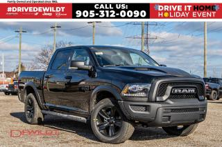 New 2021 RAM 1500 Classic Warlock | Sunroof | Nav | Spray in Liner | for sale in Hamilton, ON