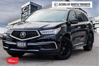 Used 2017 Acura MDX Navi No Accident| Running Board| Dealer Serviced for sale in Thornhill, ON