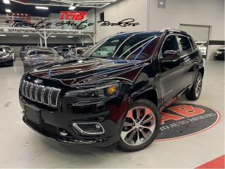 Used 2019 Jeep Cherokee OVERLAND 4X4 I PANO I NAVI I COMING SOON for sale in Vaughan, ON