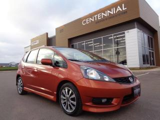 Used 2013 Honda Fit Sport for sale in Charlottetown, PE
