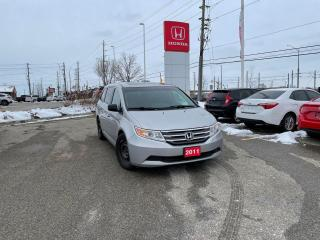 Used 2011 Honda Odyssey EX-L for sale in Waterloo, ON