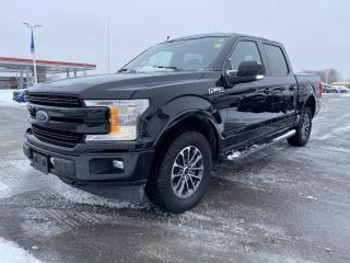 Used 2018 Ford F-150 LARIAT - 4X4, FX4 & SPORT PKG, 5.0L V8 for sale in Kingston, ON