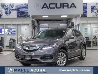 Used 2018 Acura RDX Tech, One Owner, No Accidents, Acura Certified. for sale in Maple, ON