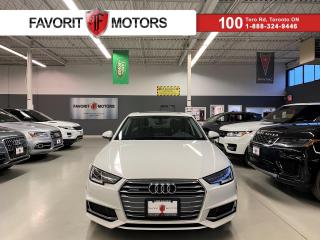 Used 2019 Audi A4 Komfort|QUATTRO|SUNROOF|LEATHER|HEATED SEATS|+++ for sale in North York, ON